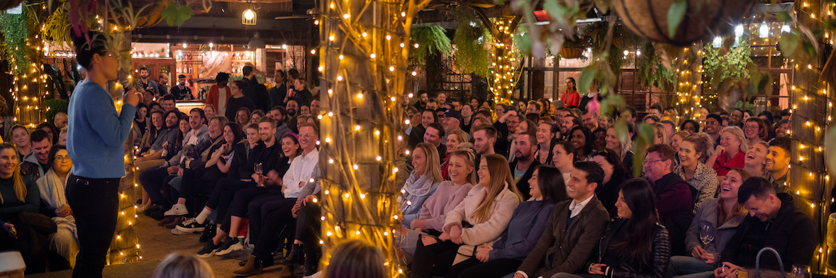 The Grounds Comedy Night