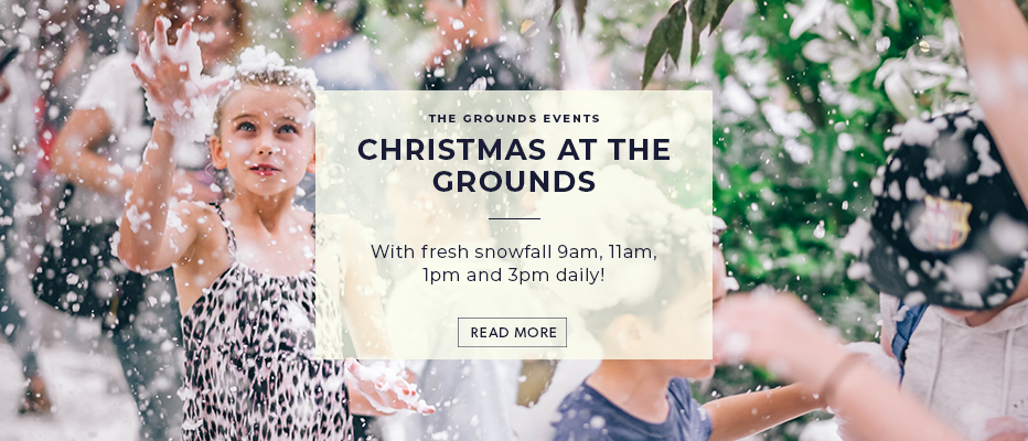 Christmas at The Grounds