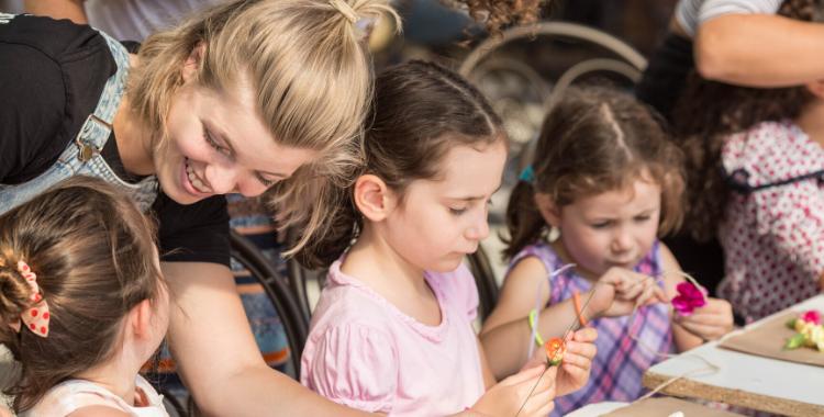 School Holidays: Kids Dreamcatcher Workshop