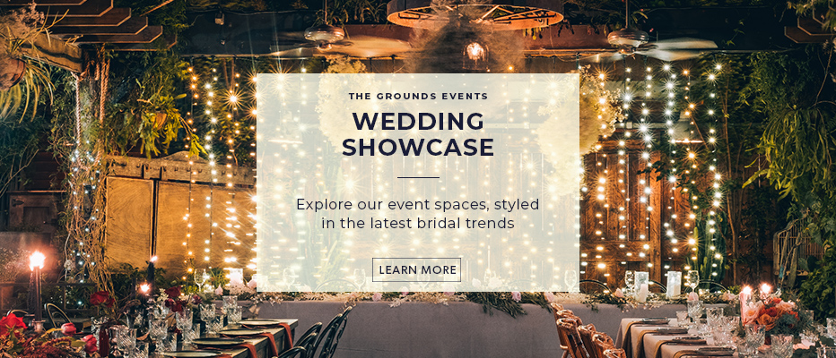 The Grounds Wedding Showcase