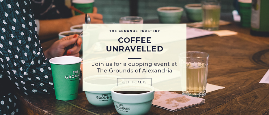 The Grounds: Coffee Unravelled Cupping