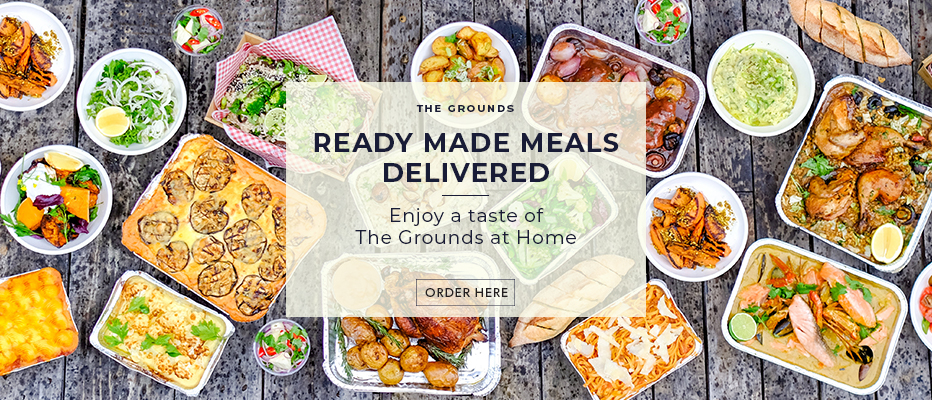 The Grounds at Home: Ready Made Meals