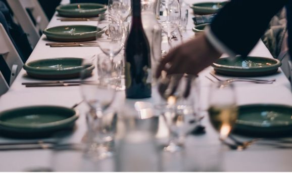 Offsite catering The Grounds Hire a catering company