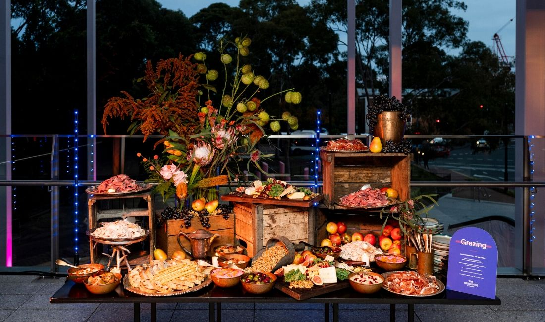 Cater for everyone The Grounds Hire a catering company