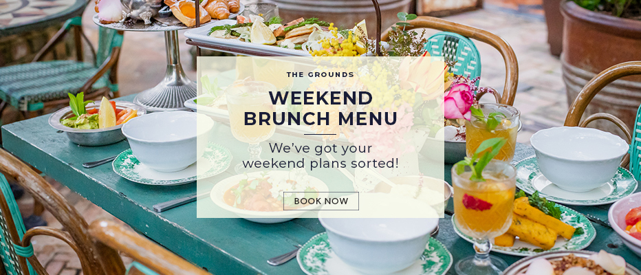 The Grounds of Alexandria :: Weekend Brunch