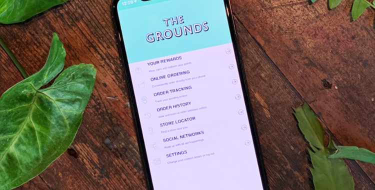The Grounds App
