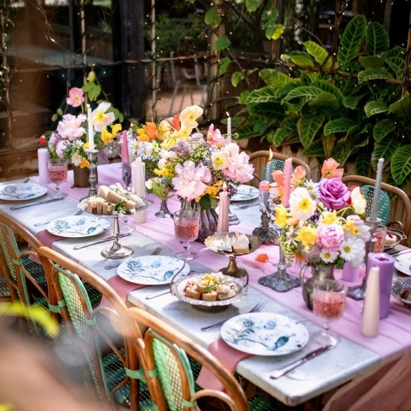 The Grounds of Alexandria :: High Tea in The Glasshouse
