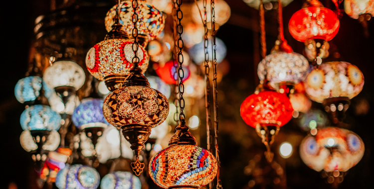 The Grounds of Alexandria :: Moroccan Night Market