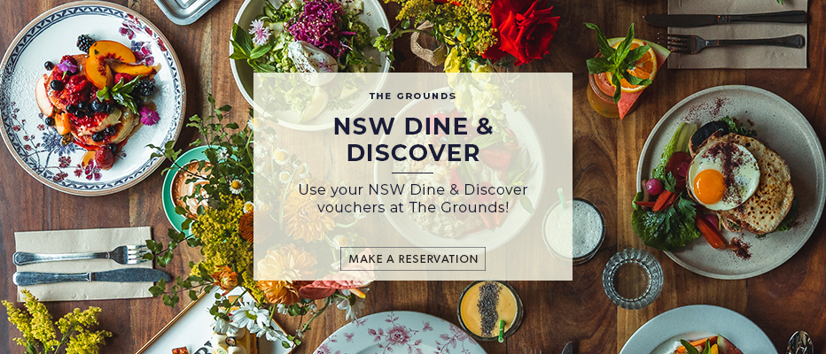 NSW Dine and Discover