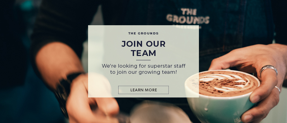 Join The Grounds Team!