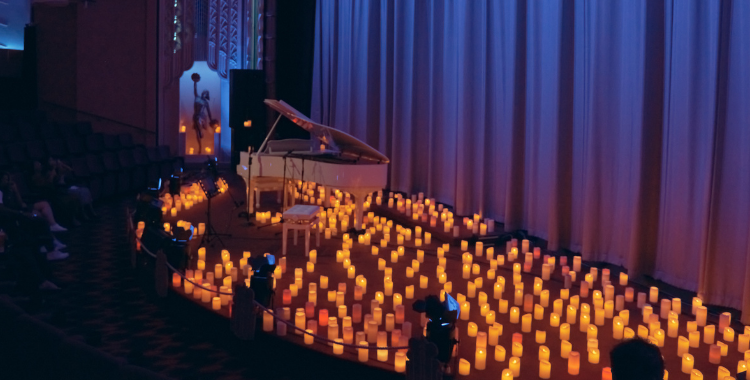 Candlelight Music at The Grounds