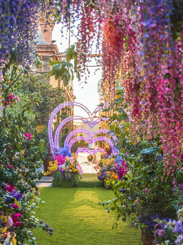 The Grounds of Alexandria   Secret Garden