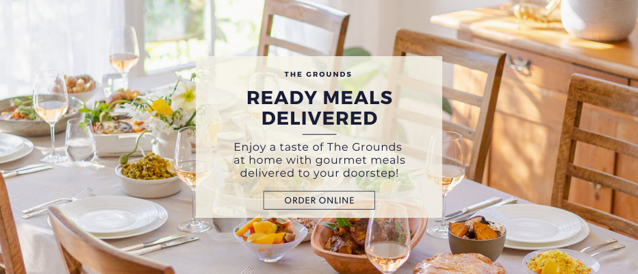 Ready-Made Meals Delivered | The Grounds